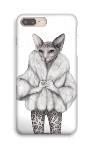 Little miss purr-fect skal IPhone 8 Plus