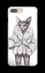 Miss purrrr-fect Coque  IPhone 8 Plus