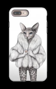 Little miss purr-fect skal IPhone 8 Plus tough