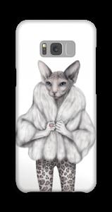 Little miss purr-fect skal Galaxy S8 Plus