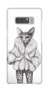 Little miss purr-fect skal Galaxy Note8