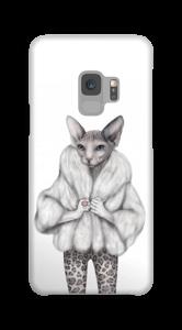 Little miss purr-fect skal Galaxy S9