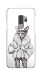 Little miss purr-fect skal Galaxy S9 Plus