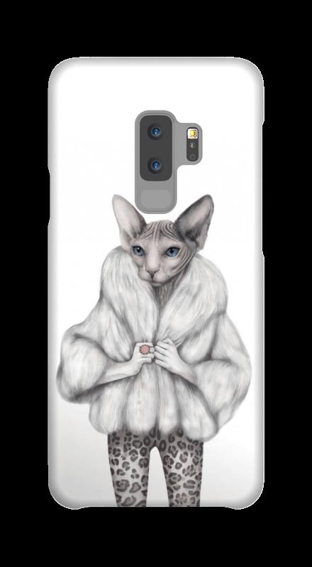 Little miss purr-fect skal Galaxy S9 Plus