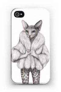 Little miss purr-fect skal IPhone 4/4s