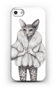 Miss purrrr-fect Coque  IPhone 5/5S