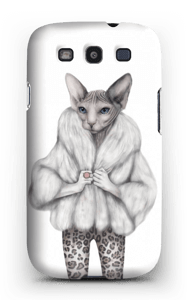 Little miss purr-fect kuoret Galaxy S3