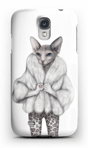 Little miss purr-fect skal Galaxy S4