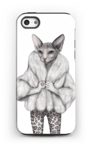 Little miss purr-fect case IPhone 5/5s tough