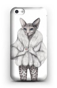Little miss purr-fect skal IPhone 5c