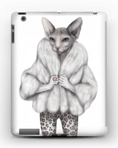 Little miss purr-fect kuoret IPad 4/3/2