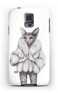 Little miss purr-fect skal Galaxy S5