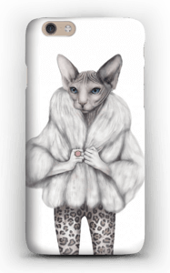 Little miss purr-fect deksel IPhone 6