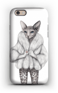 Little miss purr-fect skal IPhone 6 tough