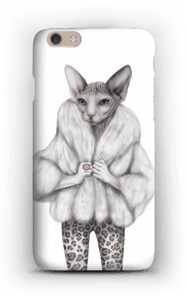 Little miss purr-fect skal IPhone 6 Plus