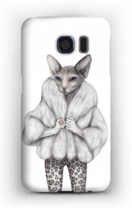 Little miss purr-fect case Galaxy S6