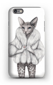 Little miss purr-fect skal IPhone 6 Plus tough