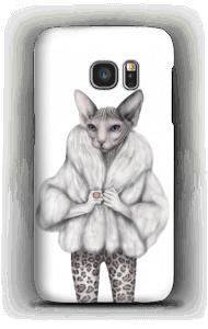 Little miss purr-fect skal Galaxy S7