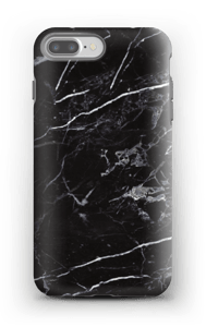 Black Marble case IPhone 7 Plus tough