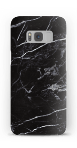Black Marble Coque  Galaxy S8