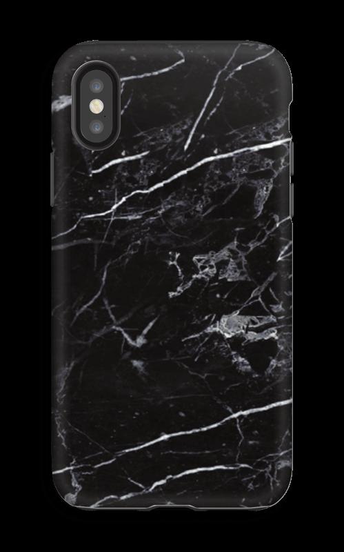 Black Marble case IPhone X tough 6dbd6bac2359