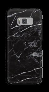 Zwart marmer hoesje Galaxy S8 Plus