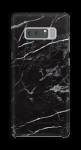 Zwart marmer hoesje Galaxy Note8