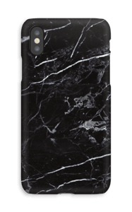 黒大理石 ケース IPhone XS