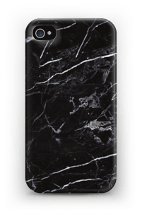 Black Marble case IPhone 4/4s