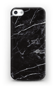 Black Marble Coque  IPhone 5/5S