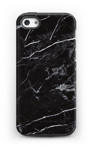Black Marble case IPhone 5/5s tough