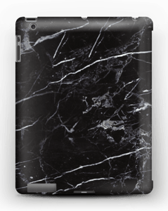 Black Marble case IPad 4/3/2