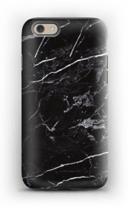 Black Marble case IPhone 6 tough