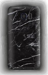 Zwart marmer hoesje Galaxy S6