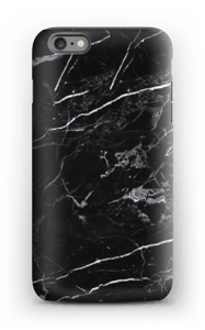 Black Marble case IPhone 6s Plus tough