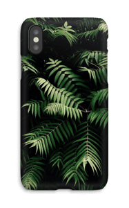 Tropical case IPhone X