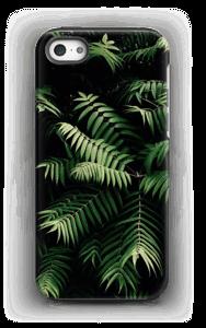 Tropiske mørke blade cover IPhone 5/5s tough