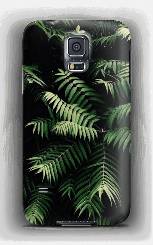 Tropisch Handyhülle Galaxy S5