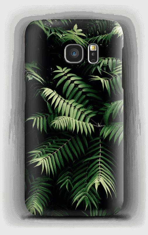 Tropisch Handyhülle Galaxy S7