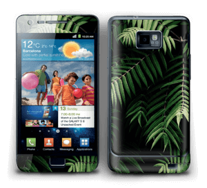 Tropical Skin Galaxy S2