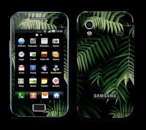 Tropics Skin Galaxy Ace