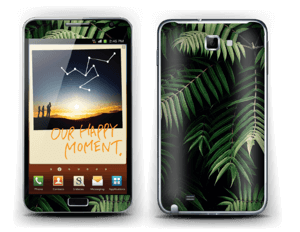 Tropical Skin Galaxy Note