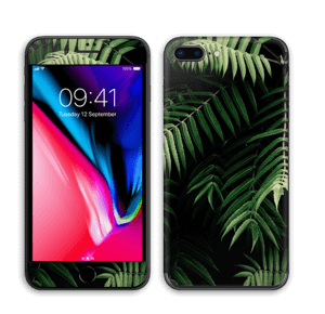 Plantas tropicales Vinilo  IPhone 8 Plus
