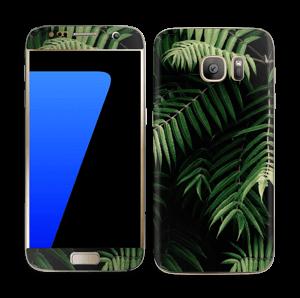 Tropics Skin Galaxy S7