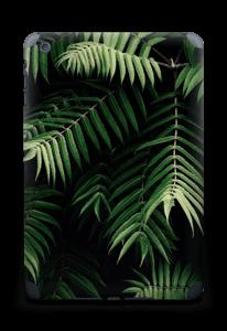 Tropics Skin IPad mini 2 back