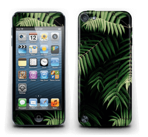 Tropisch Skin IPod Touch 5th Gen