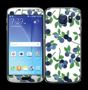 Fruits des bois Skin Galaxy S6