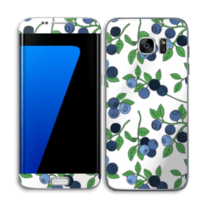 Blueberry forest Skin Galaxy S7 Edge