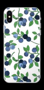 Fruits des bois Skin IPhone X