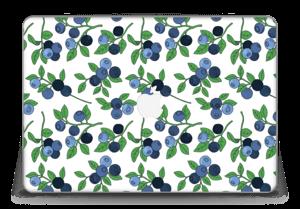 "Blueberry forest Skin MacBook Pro Retina 15"" 2015"